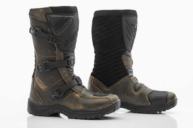RST Raid boots