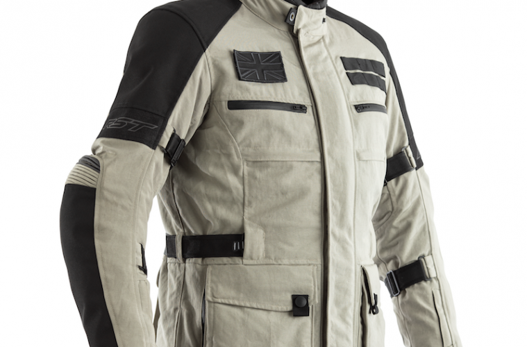 RST X-Raid motorcycle jacket