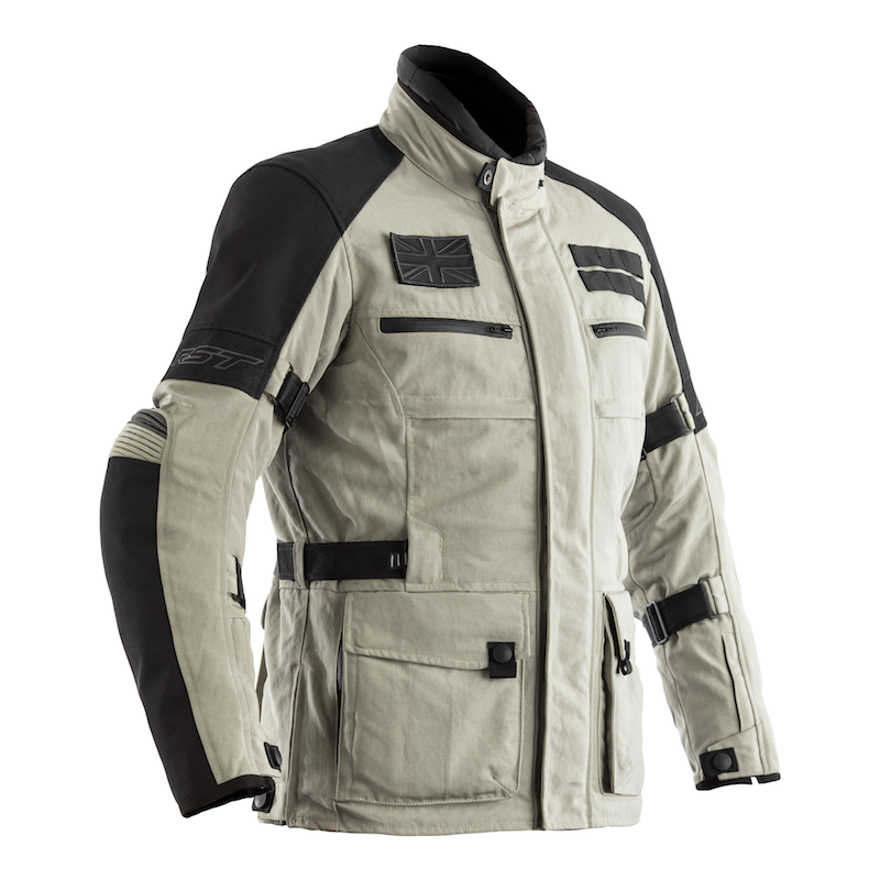 RST X-Raid motorcycle jacket