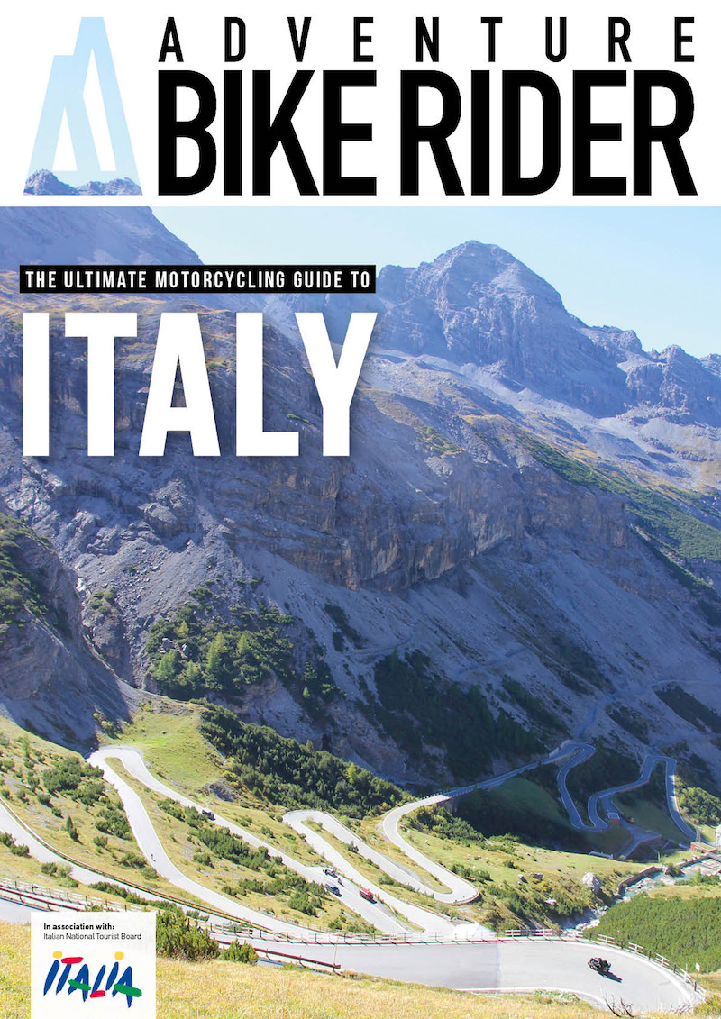 Motorcycling in Italy guide