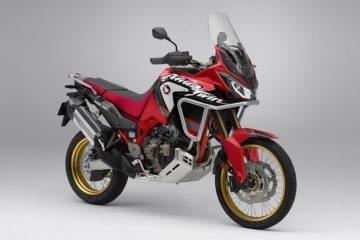 Update Honda Africa Twin concept