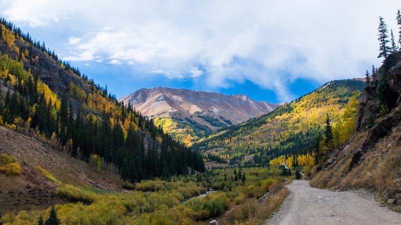 Scenic Byway Alpine Loop