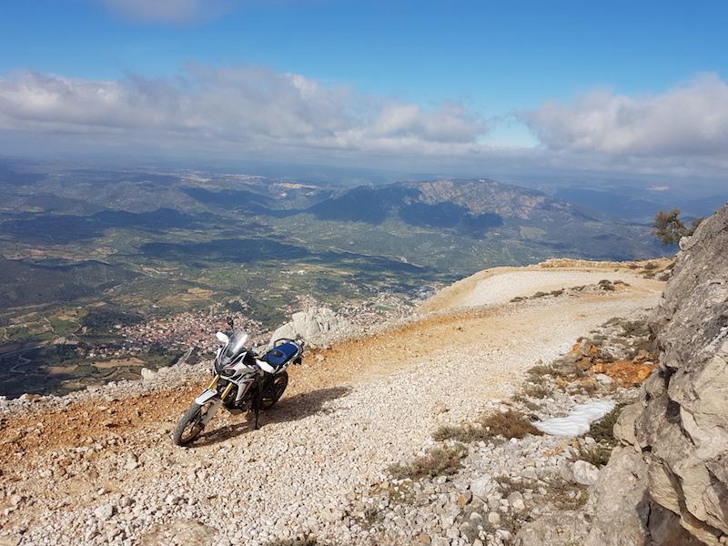 Supramonte Sardinia