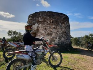 Off-road touring in Portugal with Ruben Faria
