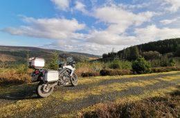Bridgestone Ireland Coast to Coast. Motorcycle touring in Ireland