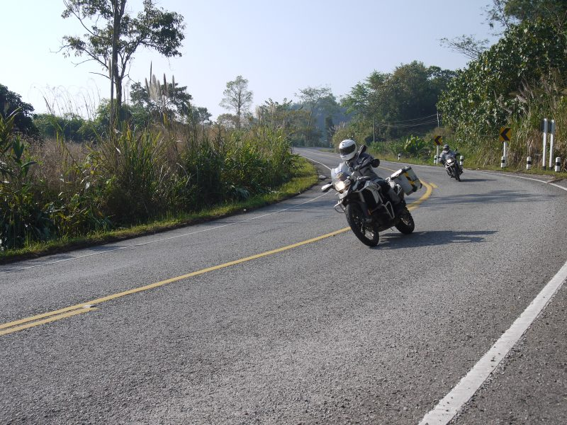 Edelweiss motorcycle tour of Thailand