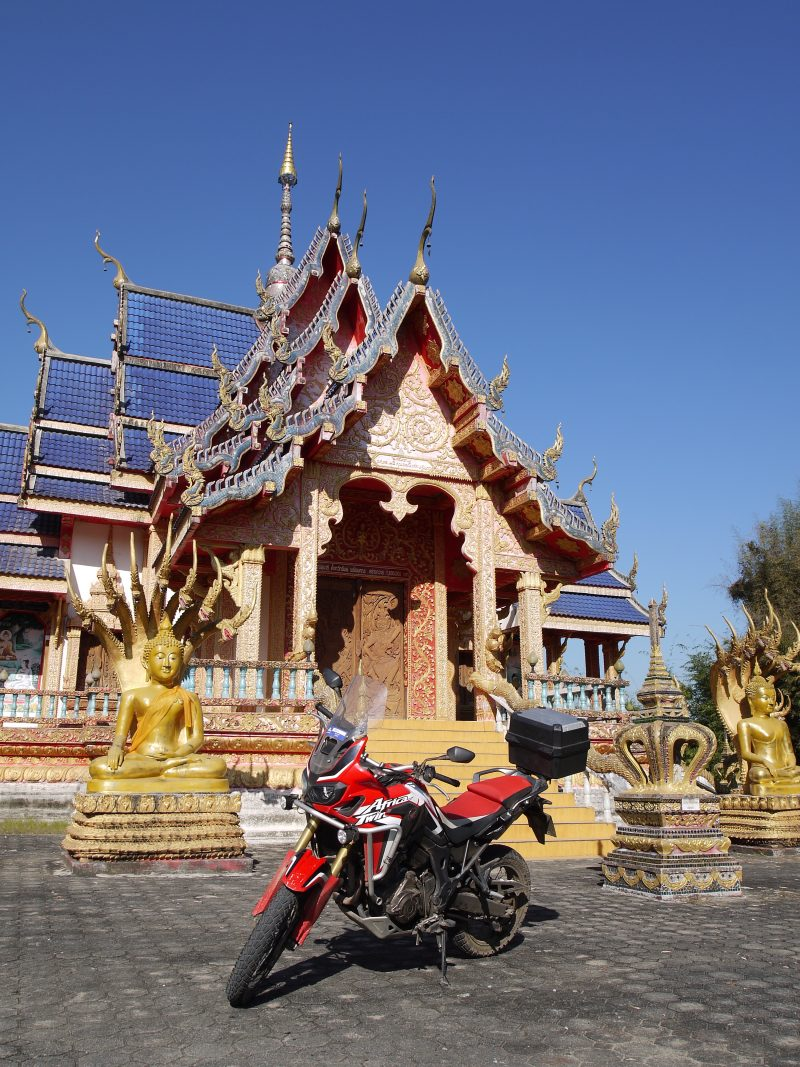 Edelweiss motorcycle tour in Thailand