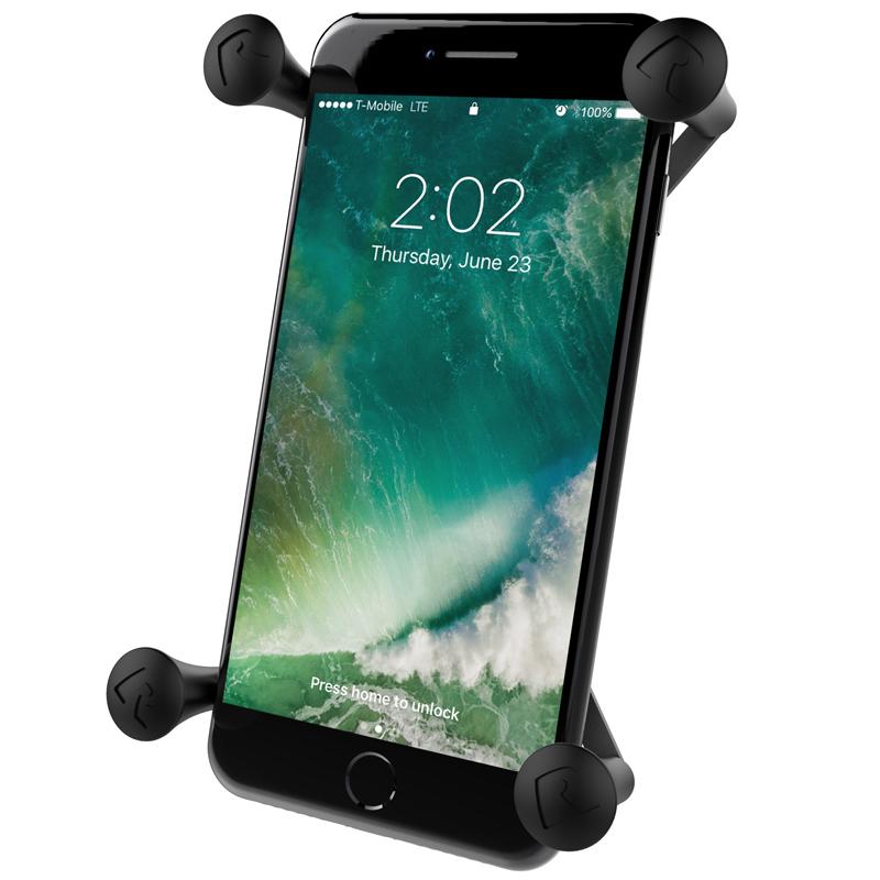 RAM X-Grip motorcycle phone mount