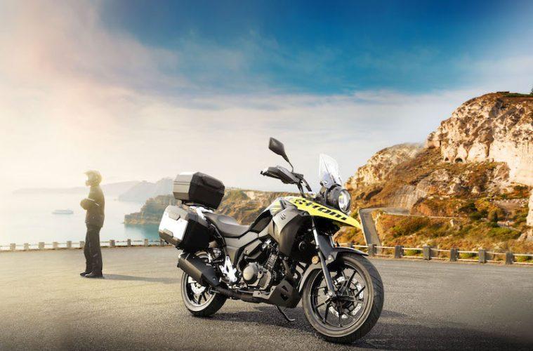 Suzuki V-Strom 250 review