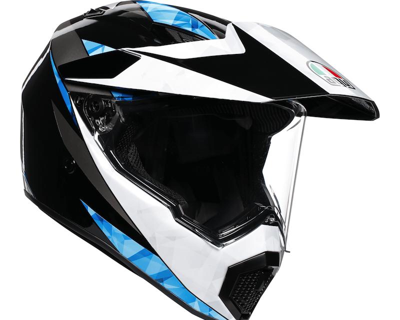 AGV AX-9 adventure helmet review