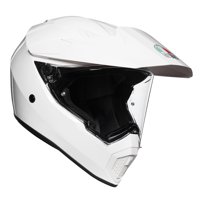 AGV AX-9 adventure helmet review