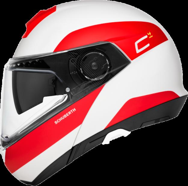 Schuberth C4 Pro helmet