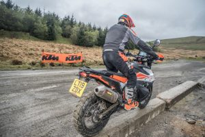 Sweet Lamb KTM Adventure Bike Experience