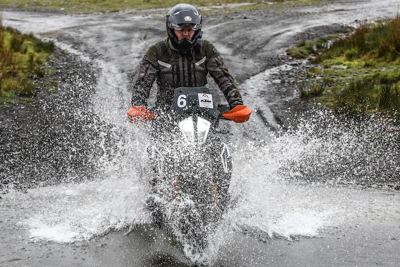 Sweet Lamb KTM Adventure Bike Experience