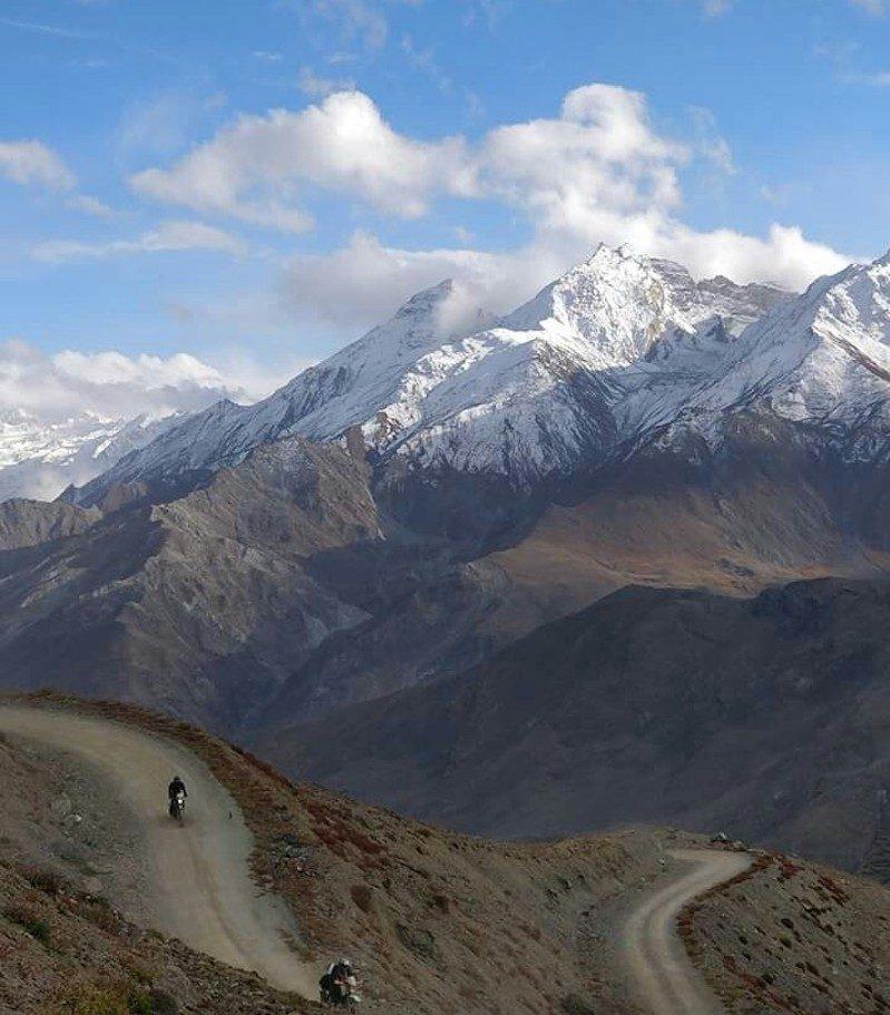 Raid de Himalaya