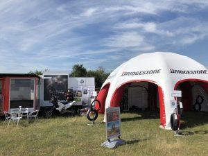 Bridgestone at the ABR Festival 2018