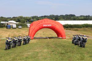 Ducati at the ABR Festival 2018