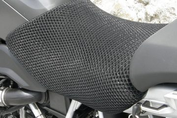 Cool Covers motorcycle seat cover