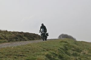 Wales motorcycle route