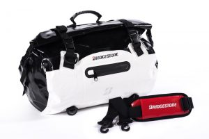 The free roll bag being offered by Bridgestone