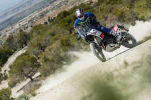 Ride and compare the Yamaha Ténéré 700 and KTM 790 Adventure back to back