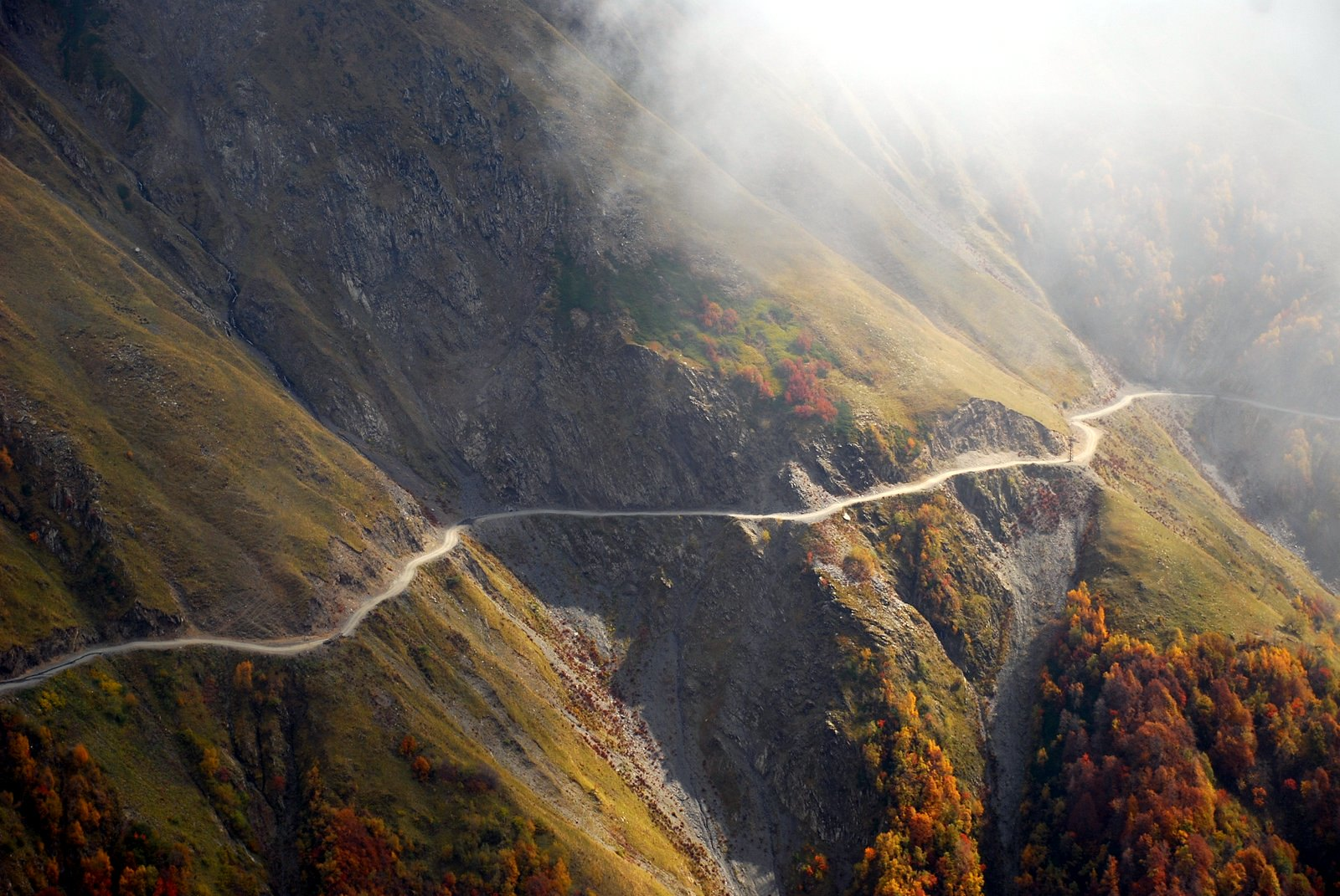The Abano Pass