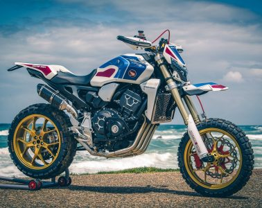 Honda Africa Twin concept