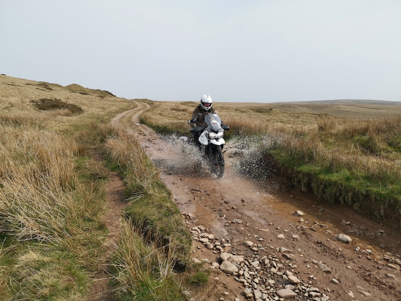 Motorcycle friendly hotel in Wales
