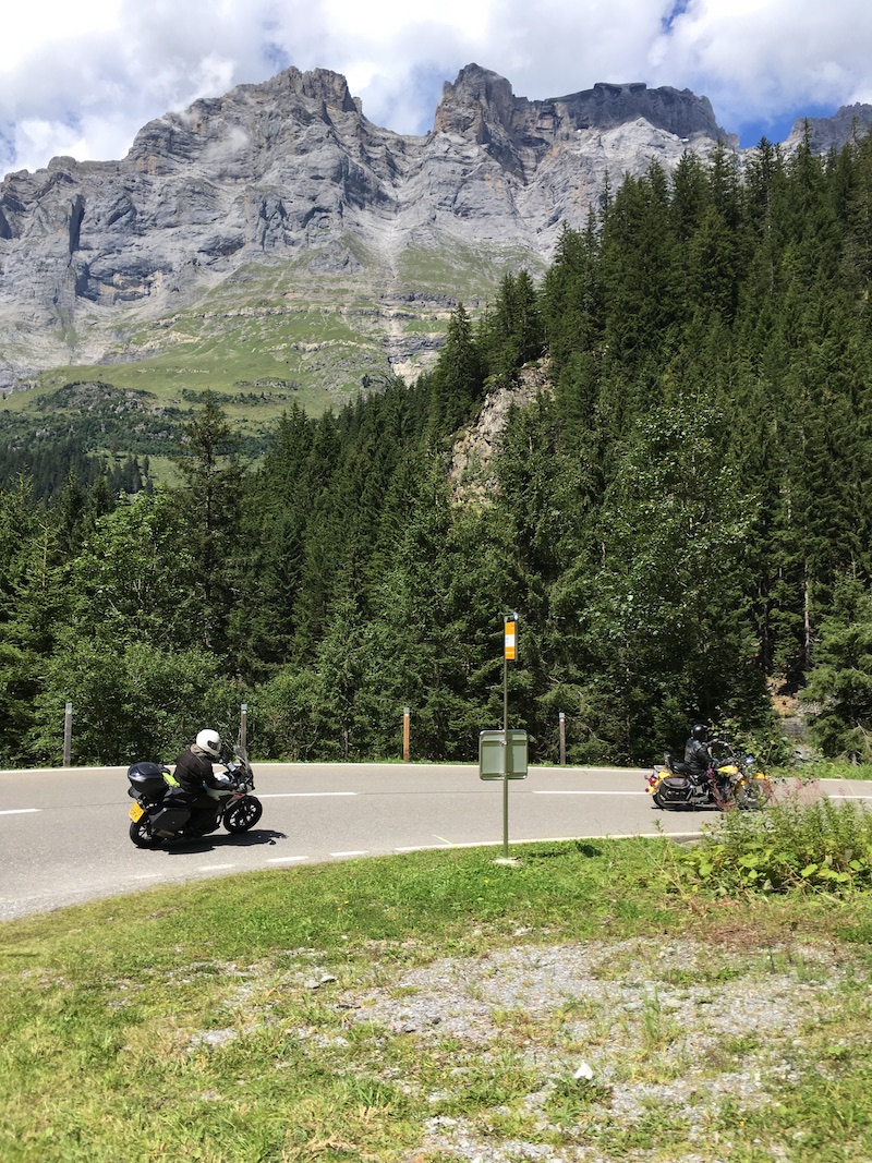motorcycle touring destinations in Europe