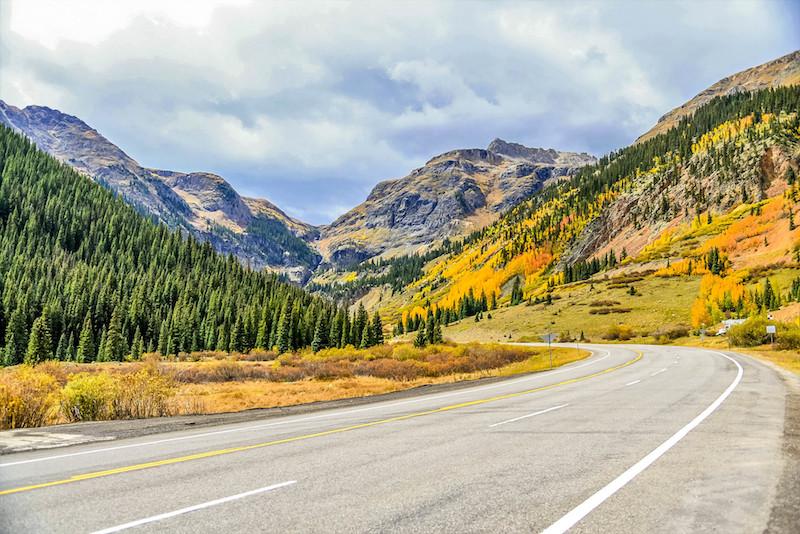 USA coast-to-coast road trip