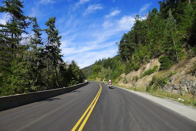 USA coast to coast route