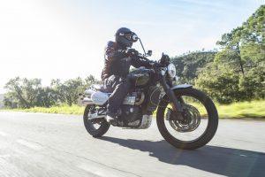 Triumph Scrambler 1200 review