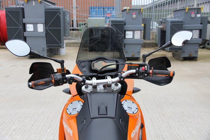 KTM 990 Adventure review