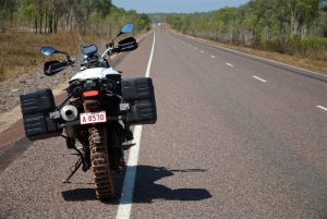 motorcycle tour in Australia
