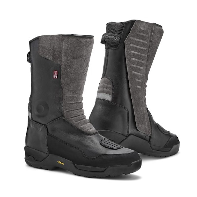 Motorcycle touring boots