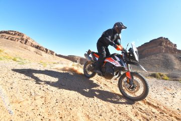 KTM 790 Adventure review