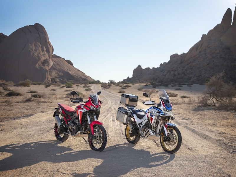New 2020 Honda Africa Twin line-up - everything you need to know | Adventure Bike Rider