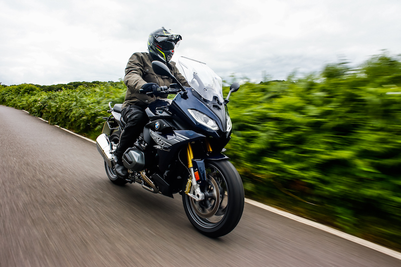BMW R 1250 RS Review