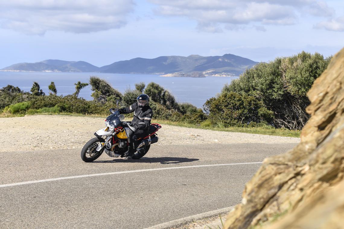 Moto Guzzi V85 TT review