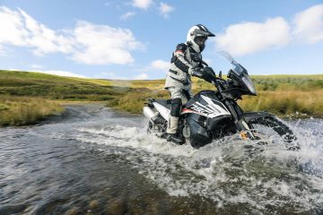 Bridgestone Battlax Adventurecross AX41 tyre review