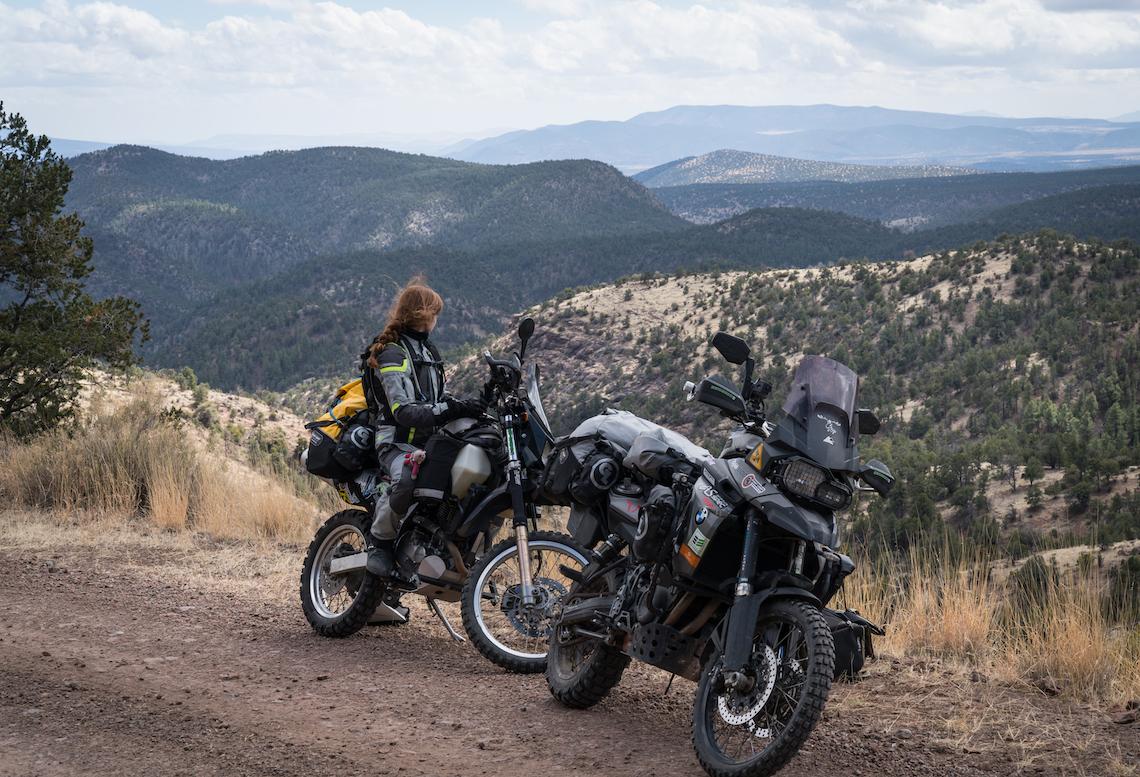 Two Wheeled Nomad