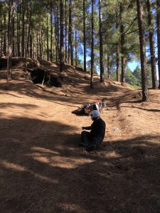 Motorcycle trip to Gran Canaria
