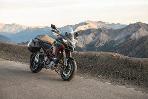 The stunning new 2020 Ducati Multistrada 1260 S Grand Tour