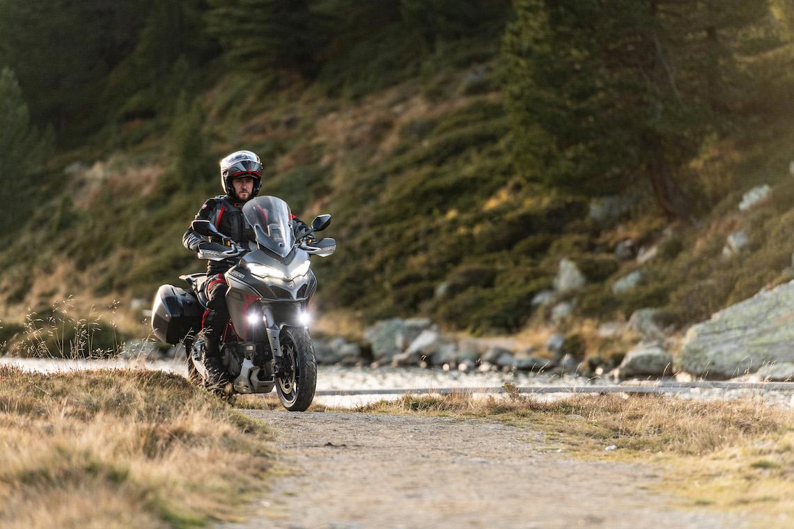 Ducati Multistrada 1260 S Grand Tour