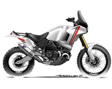 Ducati Desert X
