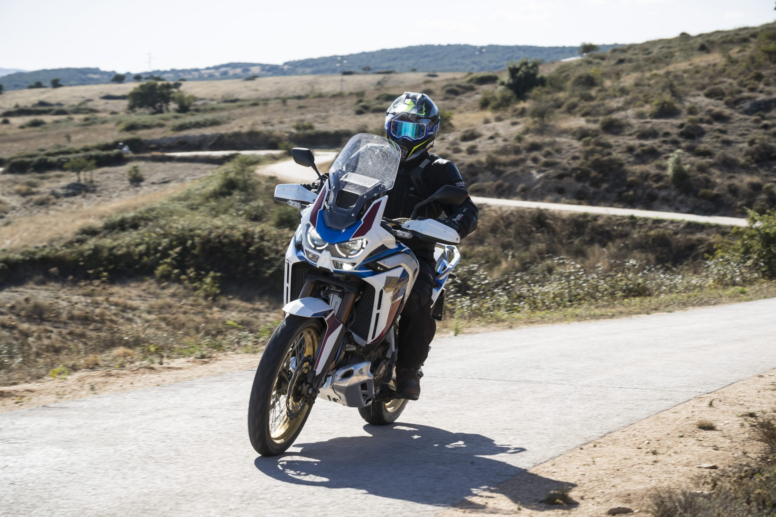 Review: Honda CRF1100L Africa Twin Adventure Sports and Africa Twin | Adventure Bike Rider
