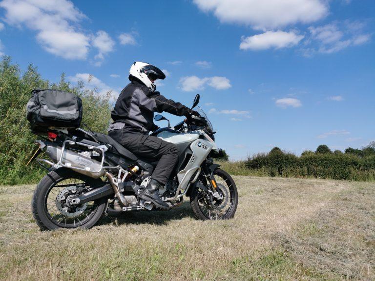 Bmw F 850 Gs Adventure Review Adventure Bike Rider
