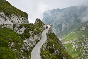 5 places to ride off road in Europe on an adventure bike