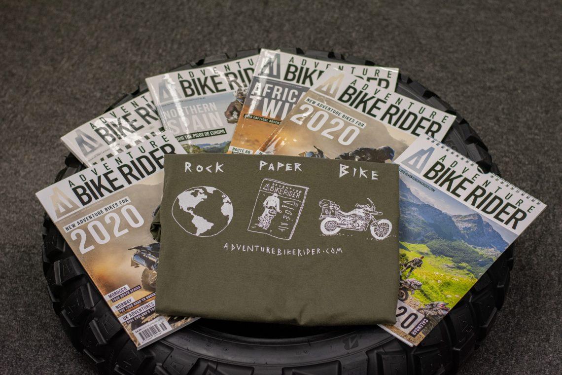 Adventure Bike Rider Competition