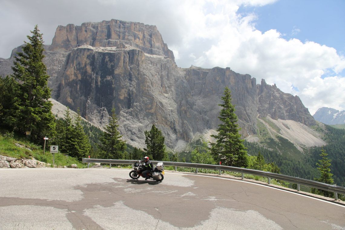 motorcycling in Europe COVID-19 restrictions